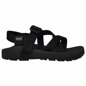 Chaco Z/1 Classic Black Strap Sandals Adjustable